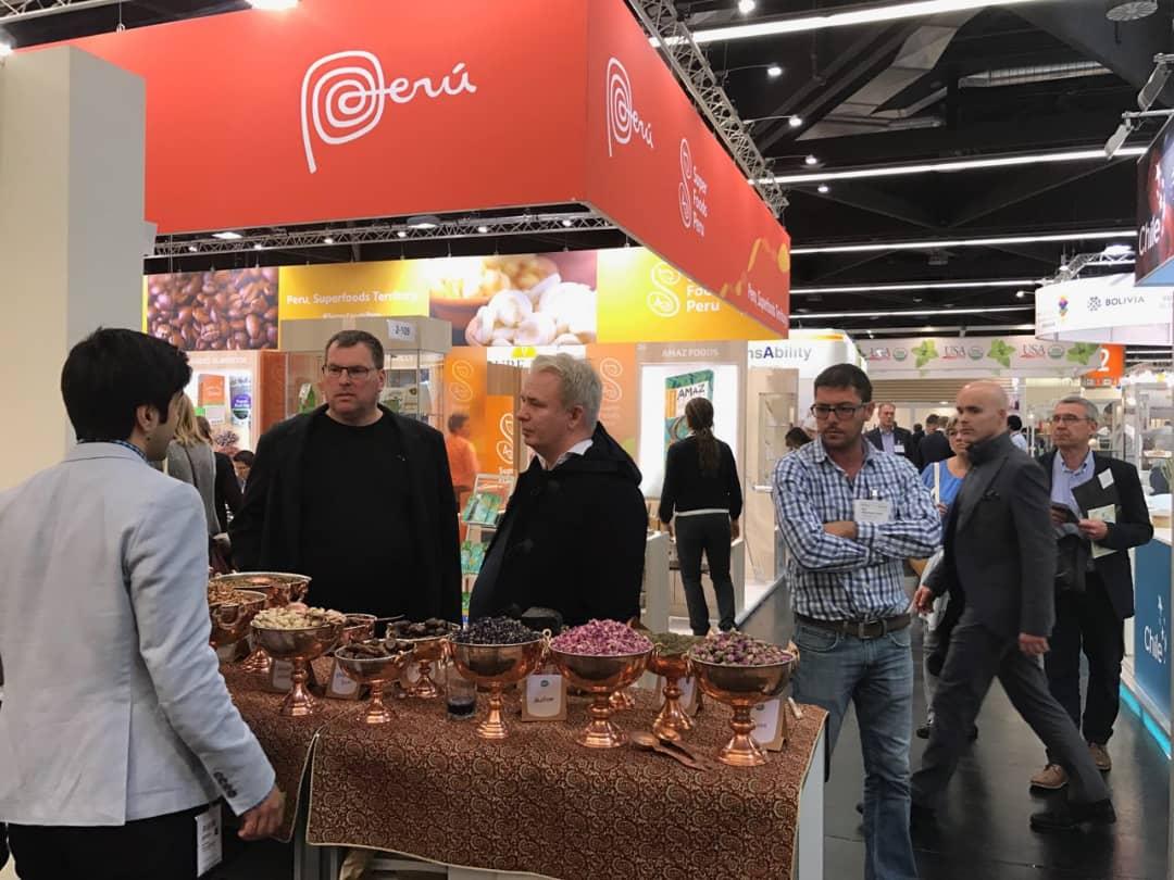 biofach 3 - Salam Rouyan Rastak CO. Presence  in Biofach 2017– Nuremberg