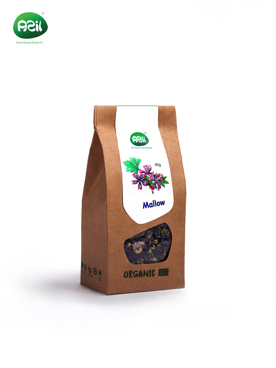Azil Organic Mallow Herbal Tea