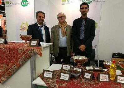 biofach 2018 - Salam Rouyan Rastak CO. Presence in Biofach 2018 – Nuremberg