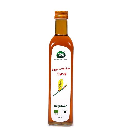 Azil organic Egyptian Willow Syrup