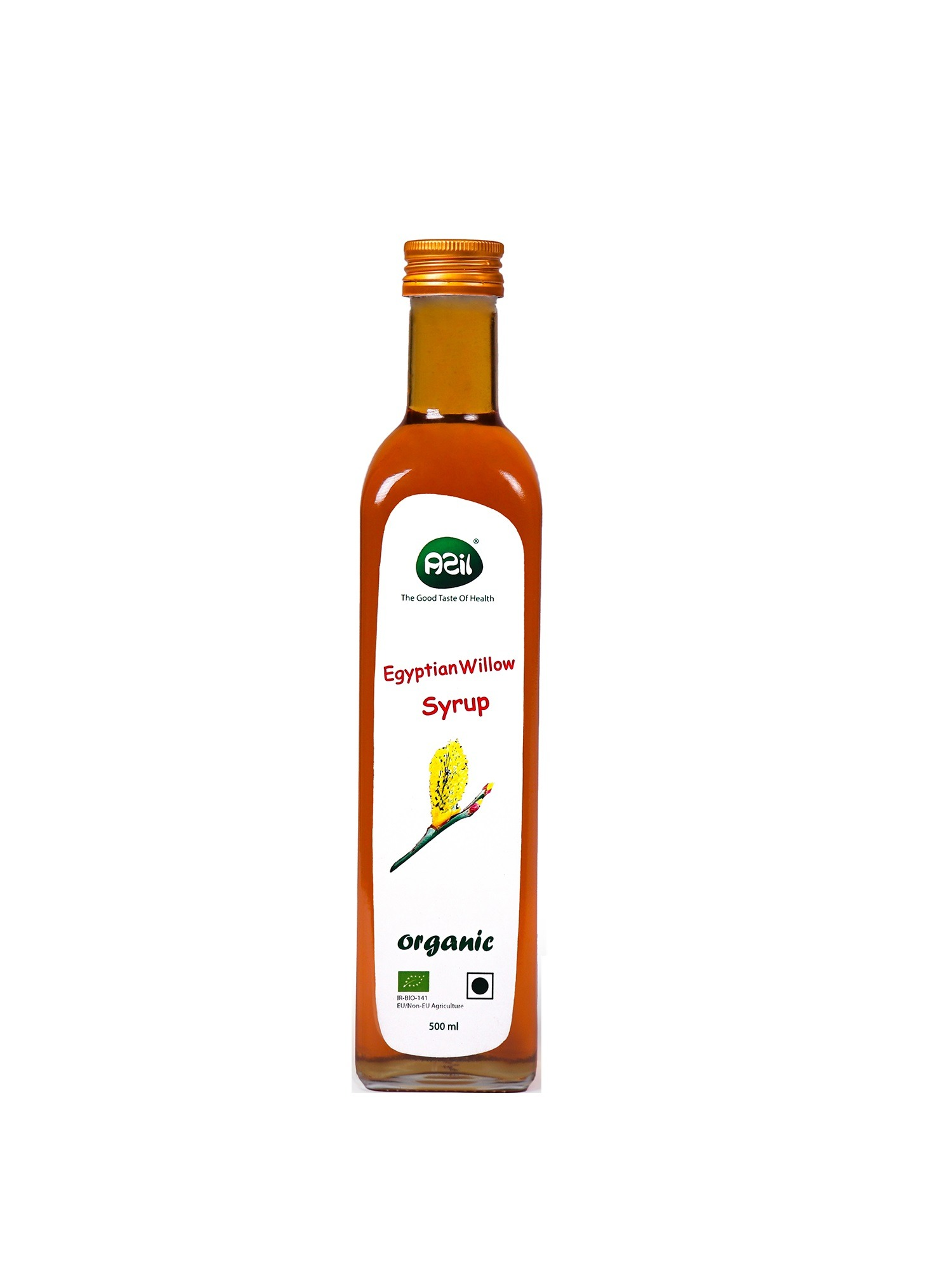 4 - Azil organic Egyptian Willow Syrup