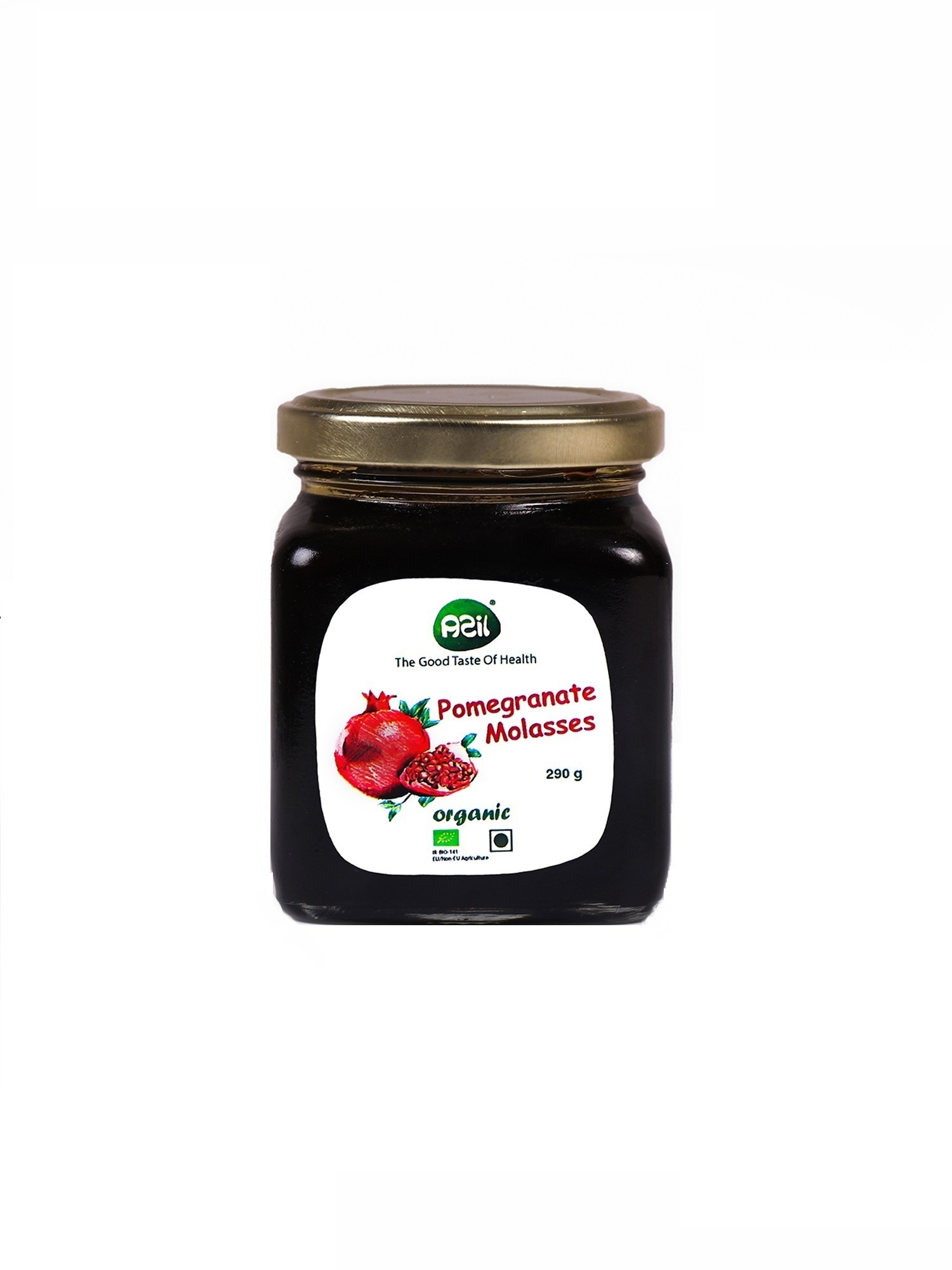 Pomegranate Molasses 1 - Azil Organic Pomegranate Molasses