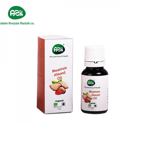 Azil Organic Mountain Almond Oil