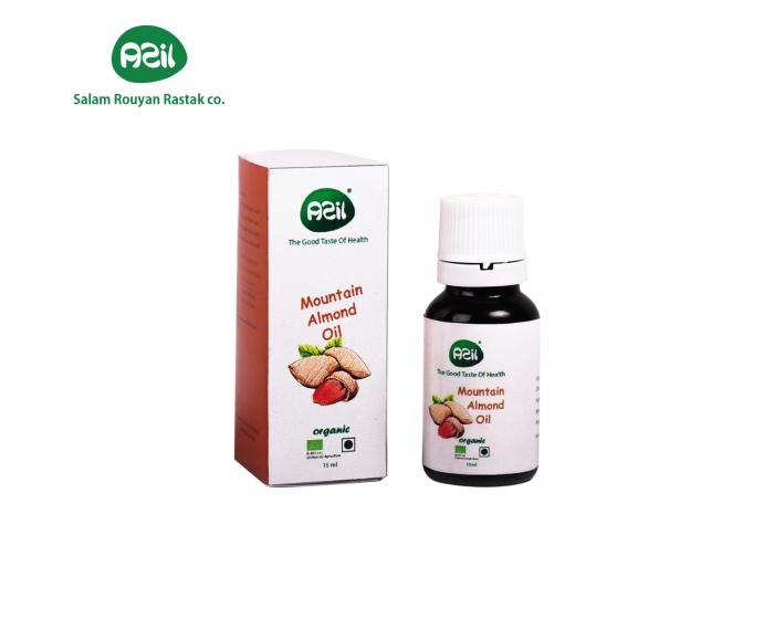 Azil Organic Mountain Almond Oil