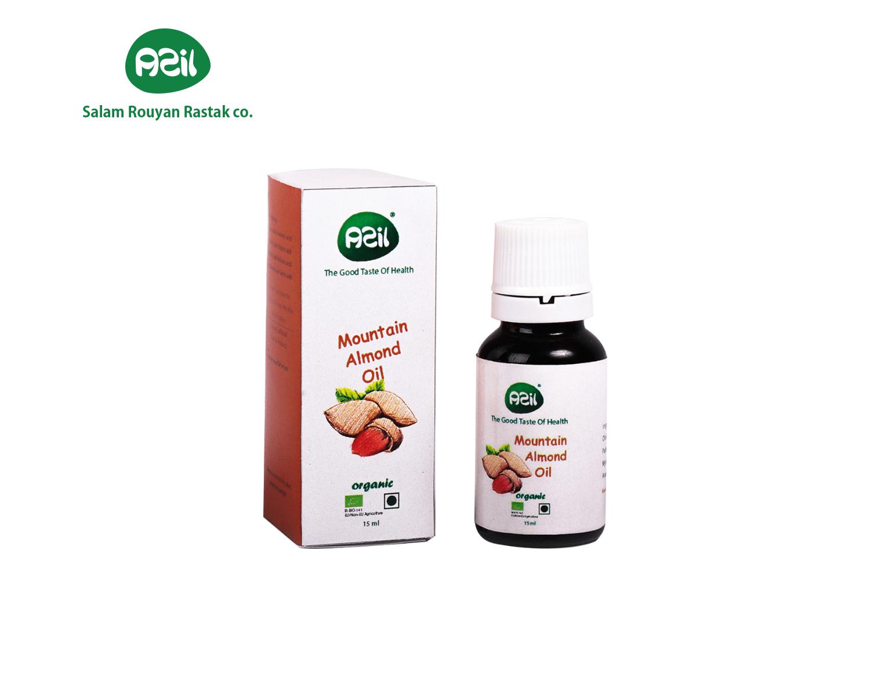 almond oil - Azil Organic Mountain Almond Oil