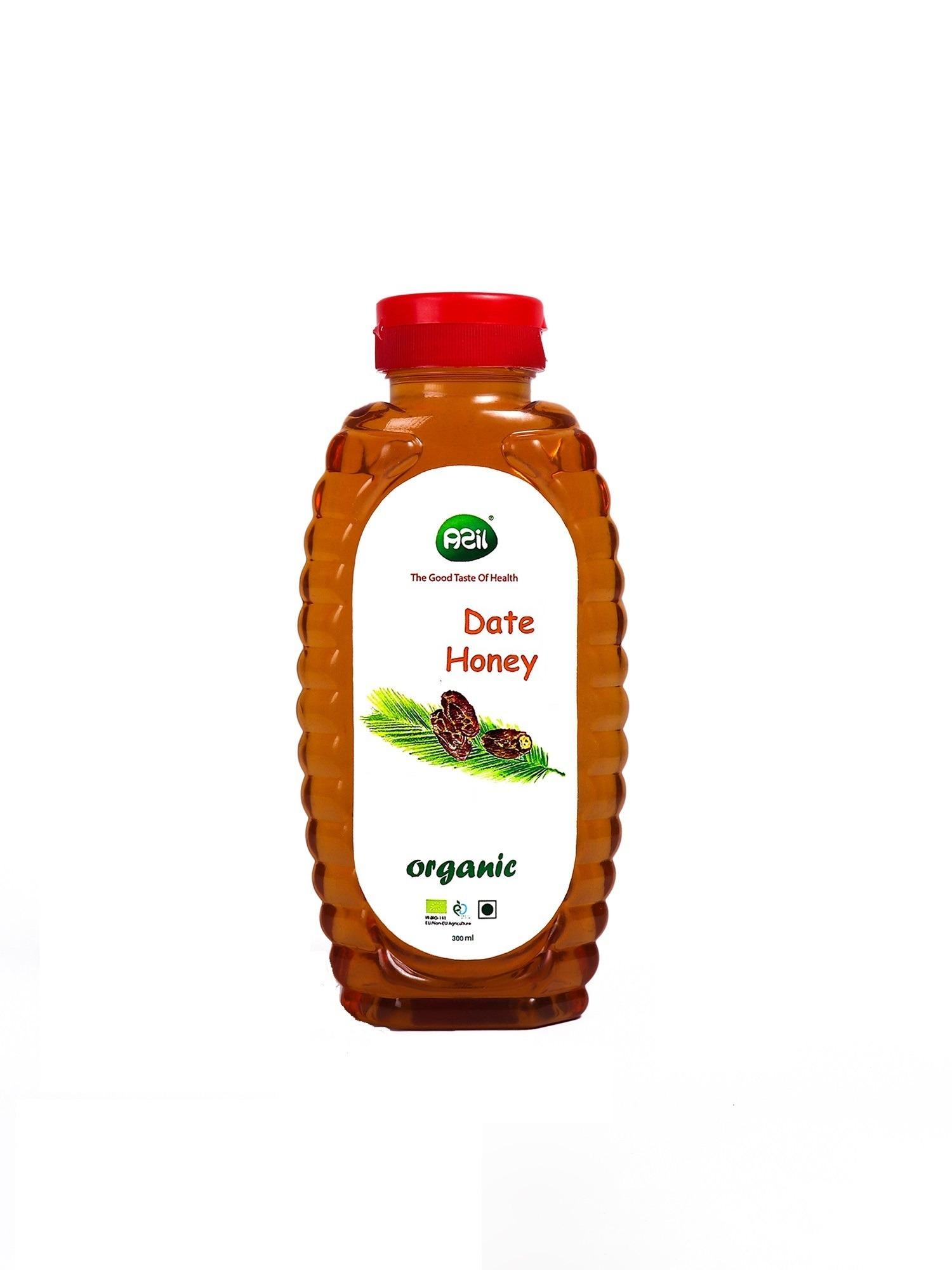 date honeyy 1 - Azil Organic Date Honey (Date Liquid Sugar)