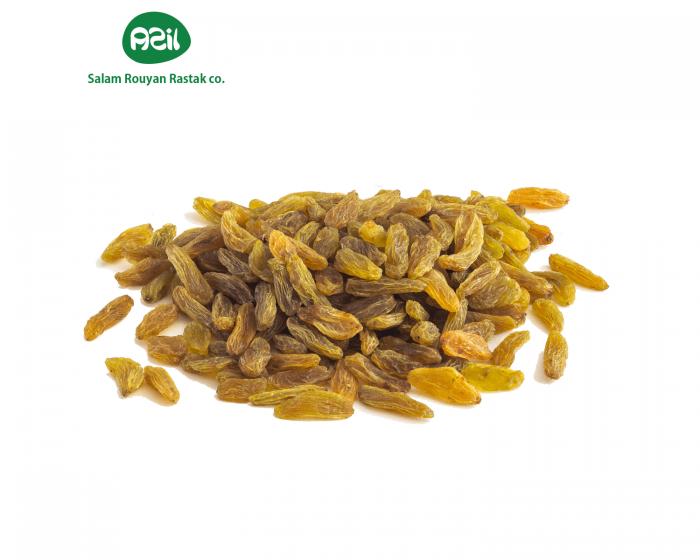 Azil Organic Green Raisins