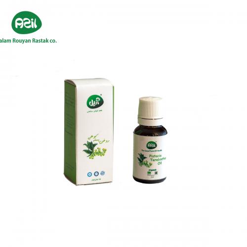 Azil Organic Pistacia Terebinthus Oil