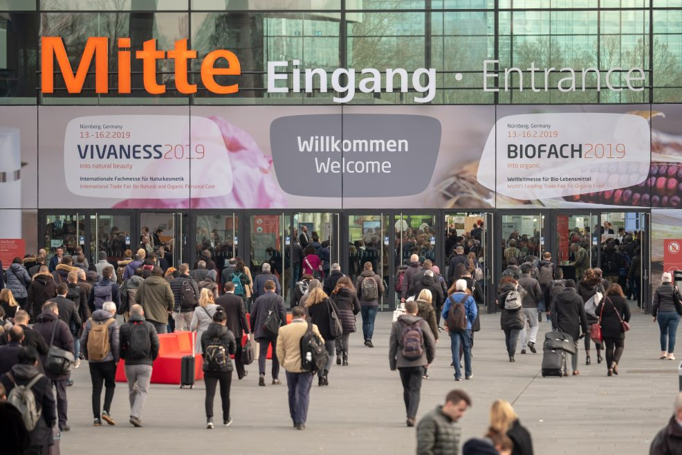 BIOFACH – the trade fair for organic food