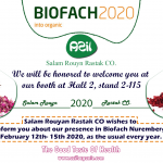 55252 150x150 - Salam Rouyan Rastak CO. presence in Biofach 2020 -Germany