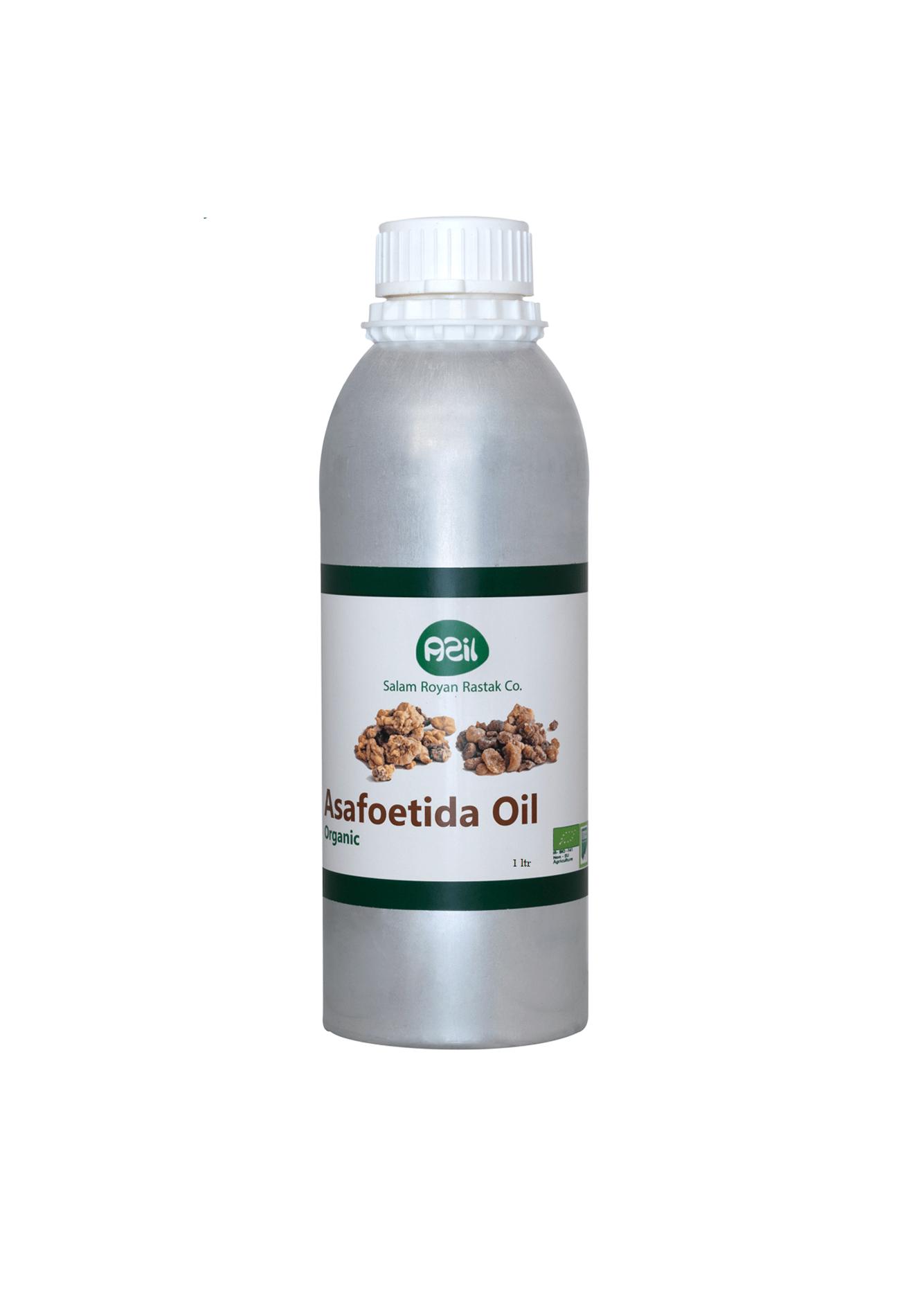 Asafoetida Oil 1 1 - Azil Organic Asafoetida Oil