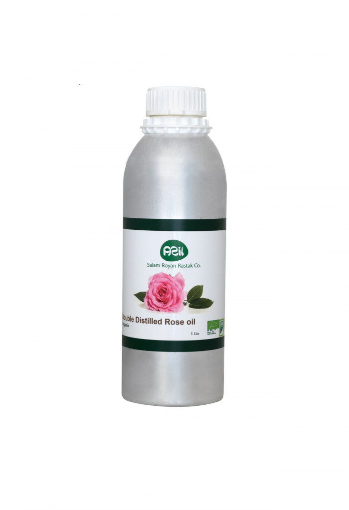 Azil Double Distilled Rose Oil