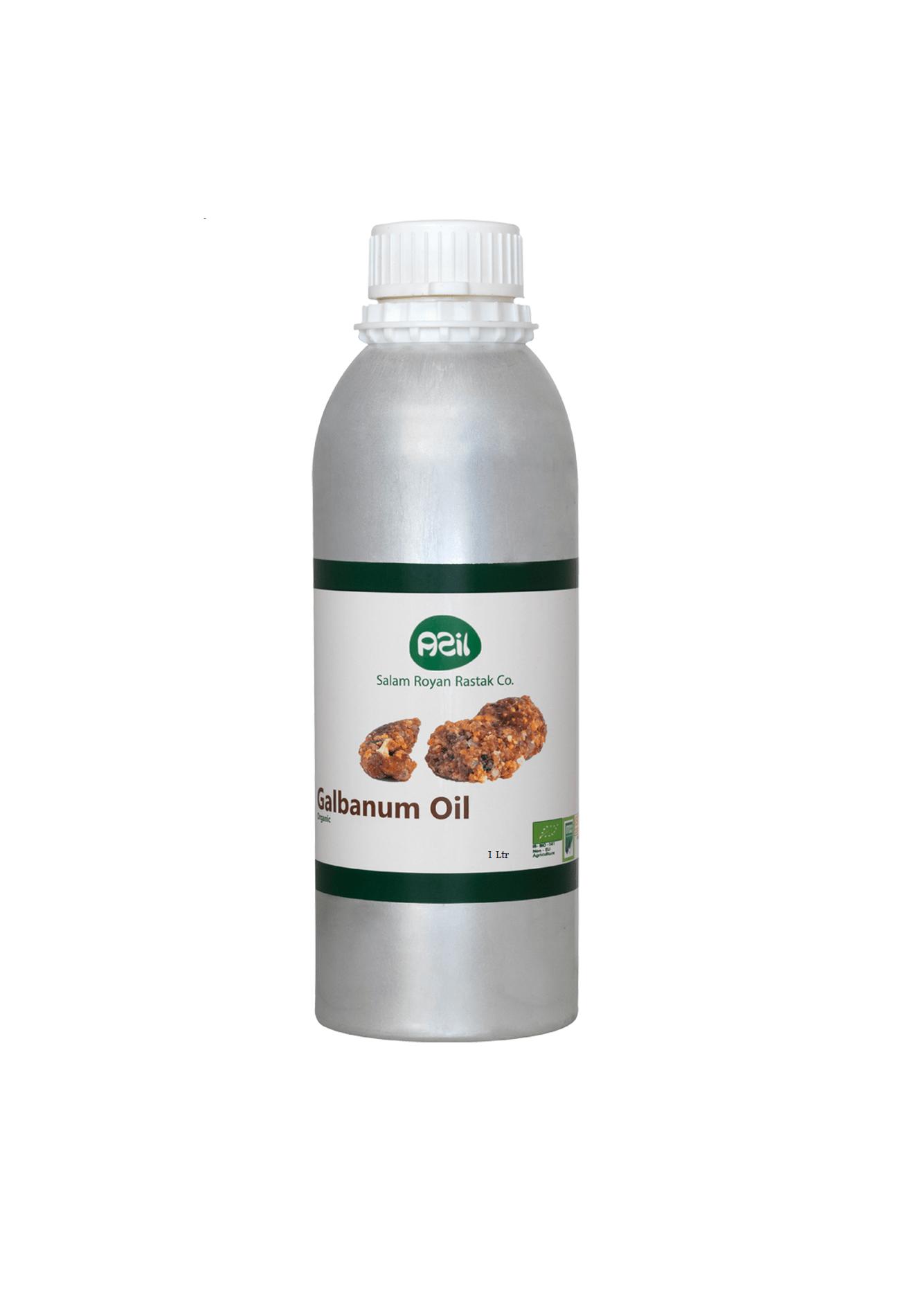 Galbanum Oil 2 - Azil Organic Galbanum Oil