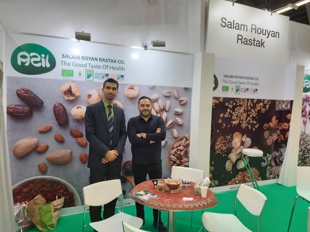 bio11 1 - Salam Rouyan Rastak CO. presence in Biofach 2020 -Germany