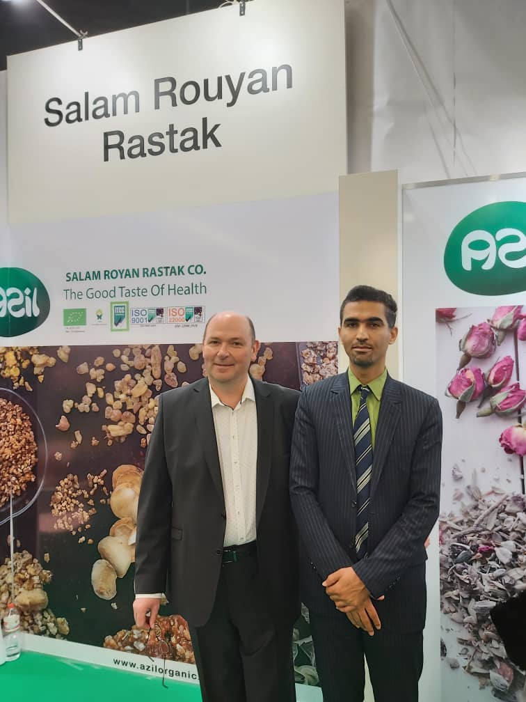 bio9 - Salam Rouyan Rastak CO. presence in Biofach 2020 -Germany