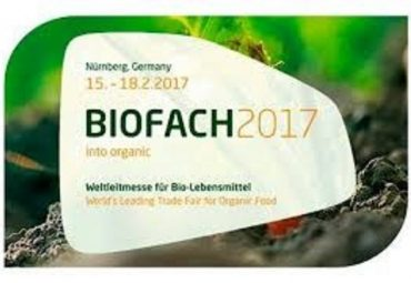 Salam Rouyan Rastak CO Presence . in Biofach 2017– Nuremberg