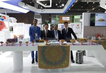 Presence Salam Rouyan Rastak CO. in International Import Expo 2019 – China