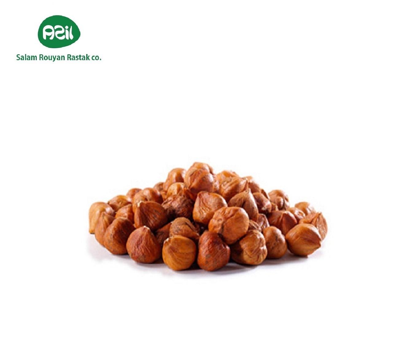 Organic Hazelnuts 1 - Azil Hazelnut Kernels