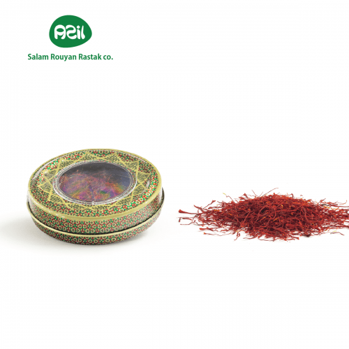 Packaging saffron