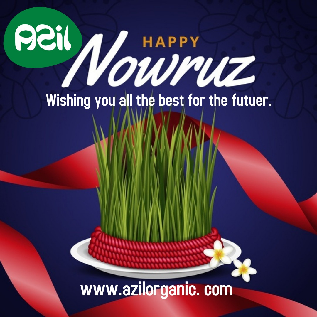 happy nowroz - Happy New Year 1400