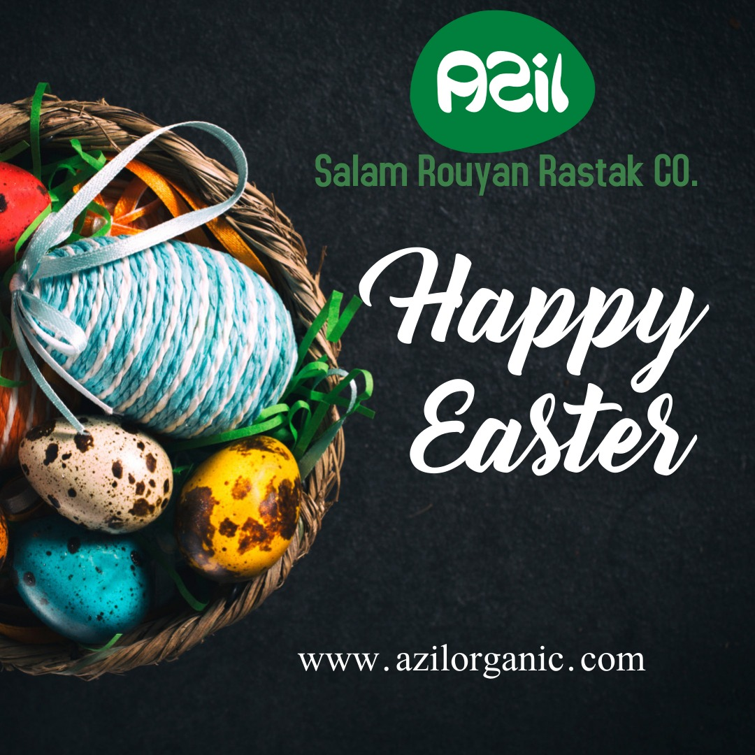 Copy of easter template Made with PosterMyWall - Happy Easter 2021